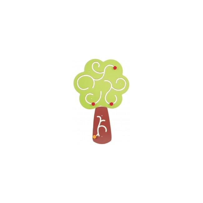 Ağaç Duvar Koordinasyon Oyunu Arc Okul öncesi Eğitim Araçları