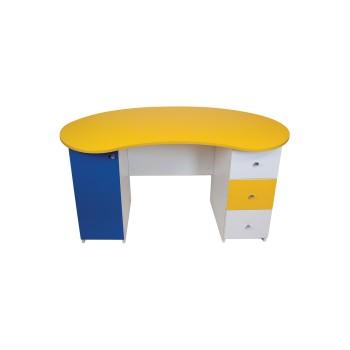 Sarı Öğretmen Masası