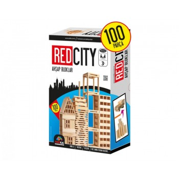 Redcity Ahşap Bloklar