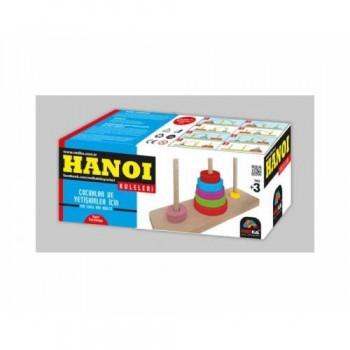 Hanoi Kuleleri Akıl Mantık ve Zeka Oyunu