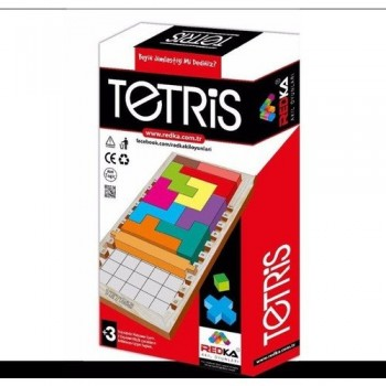 Tetris Zeka ve Akıl Oyunu