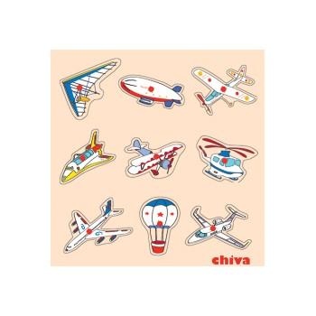 Hava Taşıtları Puzzle