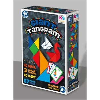 KS Games Giant Tangram Geometri'nin Temeli