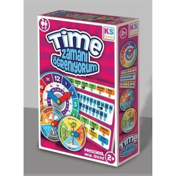 KS Games Zamanı Öğreniyorum (Time)