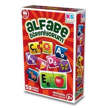 KS Games Alfabe Öğreniyorum