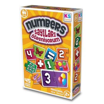 KS Games Sayıları Öğreniyorum (Numbers)