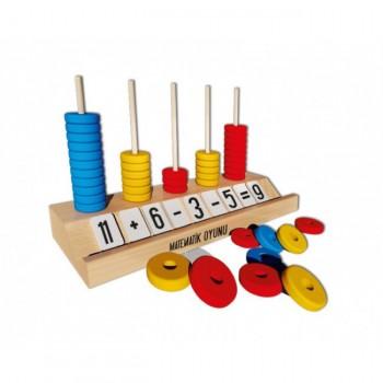 Matematik İşlem Akıl Oyunu