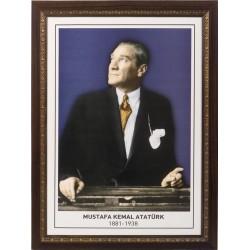 Atatürk Portresi Kargo Dahil