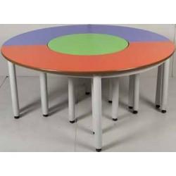Yuvarlak Masa Takımı (Üçlü)