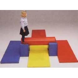 Modüler Sünger Bloklar (7 Parça)
